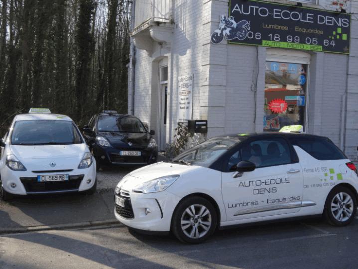 Permis b auto cole denis for Reglement interieur auto ecole